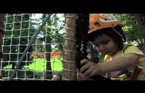Parco Avventura Tre Querce Torino - Bambini presentazione percorsi